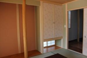 吉永 注文住宅 和室